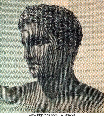Ancient Greek Teenager