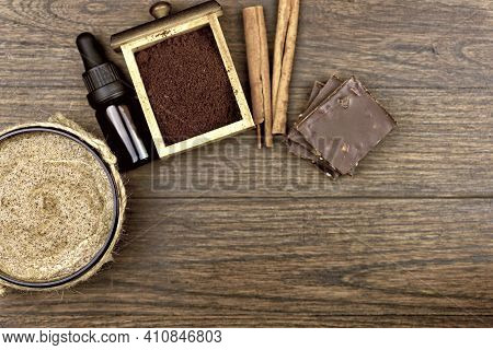 Diy Coffee Scrub For Face And Body. Homemade Coffee Scrub