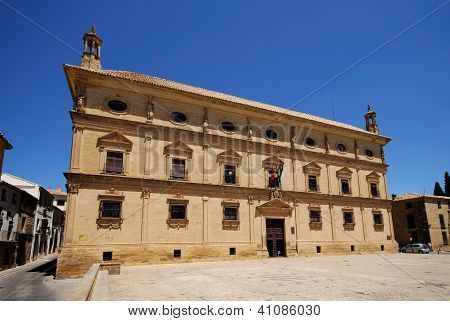 Town hall, Ubeda, Andalusia, Spain.