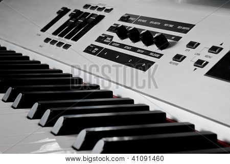 Professional stage piano