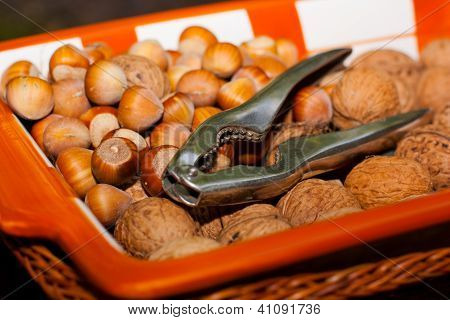 Nuts And A Nutcracker