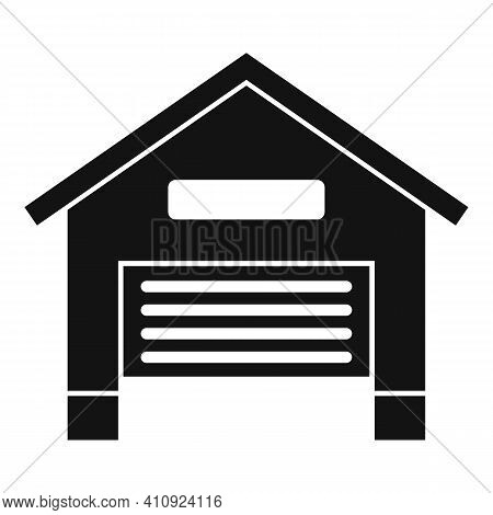 Car Service Garage Icon. Simple Illustration Of Car Service Garage Vector Icon For Web Design Isolat