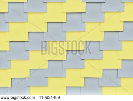 Abstract Two-tone Background Trending Colors 2021,illuminating,ultimate Gray.parallel Strips As Step