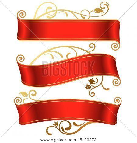 Tres banderas rojas
