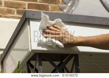 Cleaning Fascia