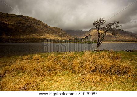Kilchurn Castle  Scotland