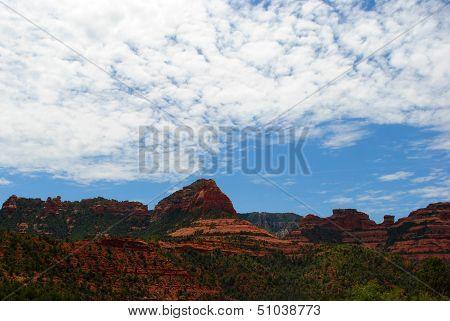 Sunny Red Rocks