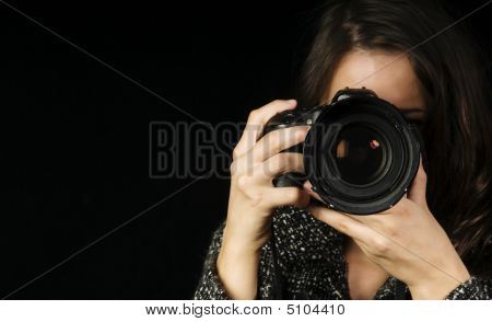 Professional Female Photographer
