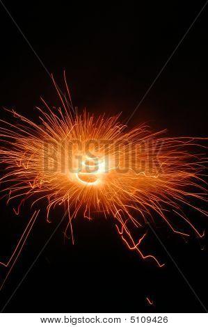 Chakra firecracker