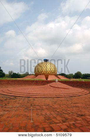 Auroville Himmel auf Erden