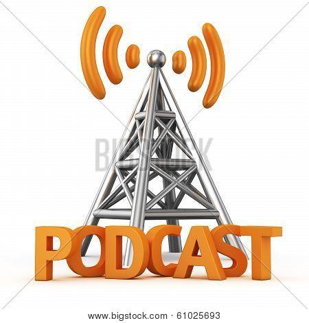 Podcast Transmitter
