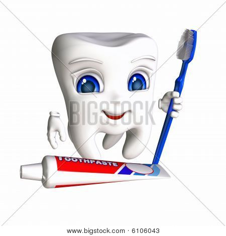 Smiley Tooth - Remember To Brush