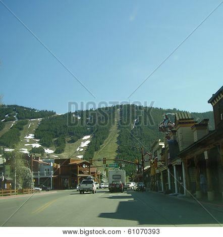 Jackson Hole,Wyoming