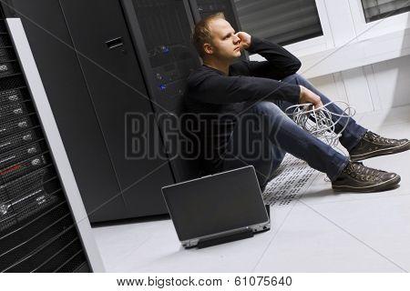 IT Consultant Taking a Break