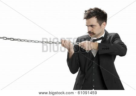 Chain Pulling Executive