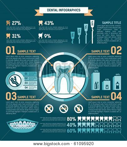 tooth Infographic