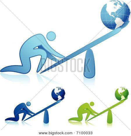 Lifting The World (leverage)