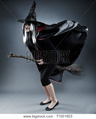 Witch Full Length Shot