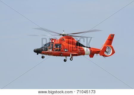 Us Coast Guard Dolphin Helicopter