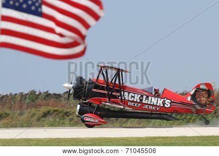 Screaming Sasquatch Airplane