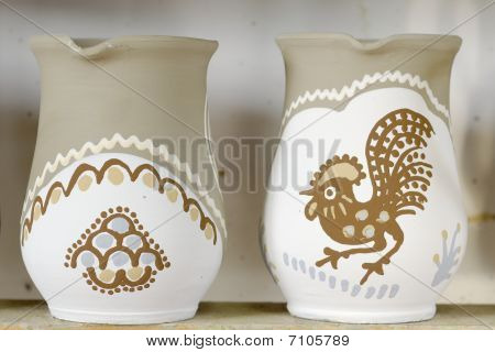 Two Pottery
