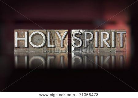 Holy Spirit Letterpress