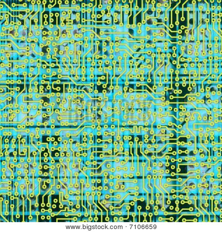 Circuit Board Texture