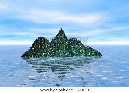 KRYPTONITE ISLAND