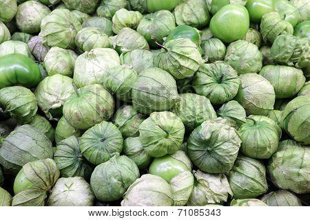 Fresh Organic Tomatillo