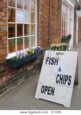 Fish & Chips Open