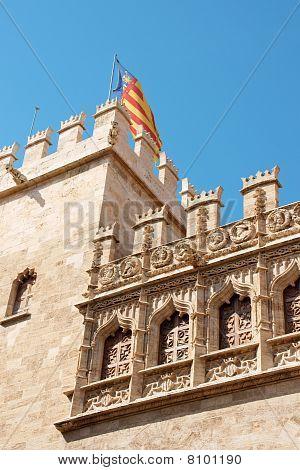 Lonja De La Seda Of Valencia