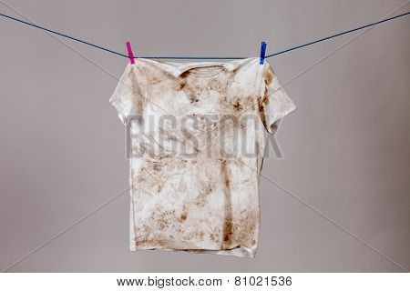 Dirty Shirt