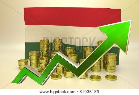currency appreciation - Hungarian economy