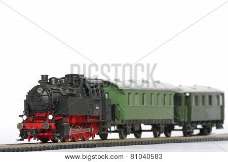 electric train toy miniature objects