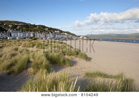 Aberdovey, north Wales