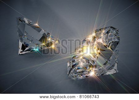 Sparkling Diamonds