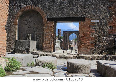 Pompei Roman Forum