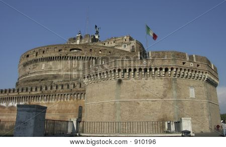 St Angel Castle, Rome