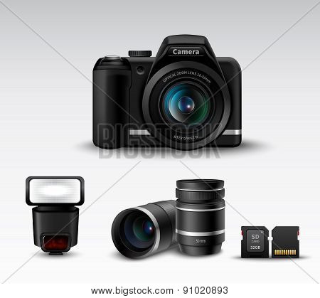 Camera And Accessory