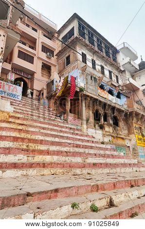 Chousatti Ghat In Varanasi