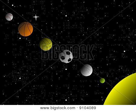 Sport solar system