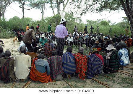 Nomadic tribes