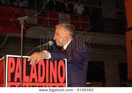Carl Paladino New York Gubernatorial Candidate
