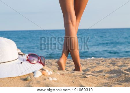 Legs Of A Girl, Bodyparts