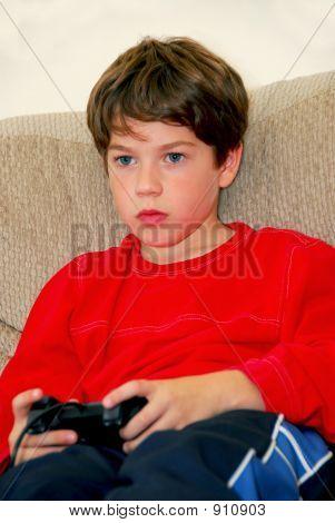 Boy Video Game