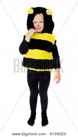 Litttle Bee Girl