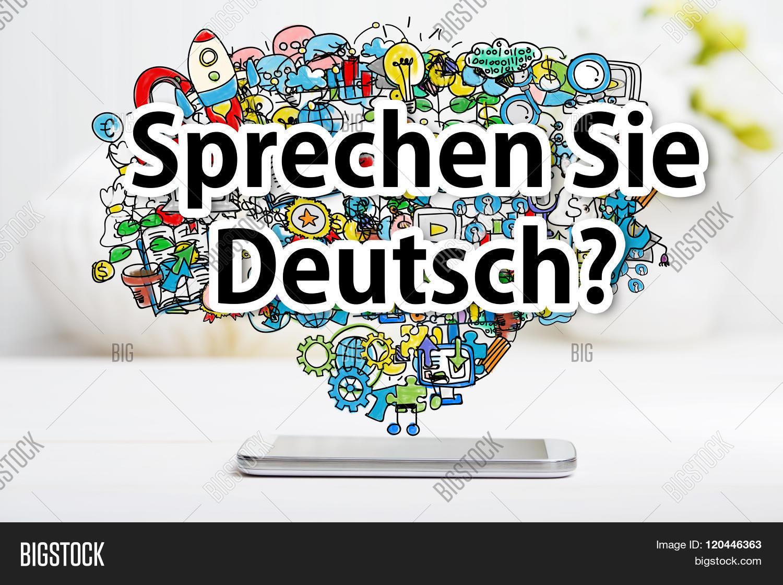 Sprechen Sie Deutsch Image & Photo (Free Trial)   Bigstock