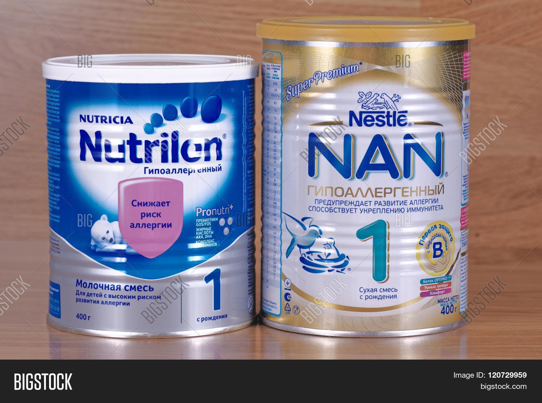 What is better, Nan or Nutrilon? Nan and Nutrilon baby food: comparison, reviews 30
