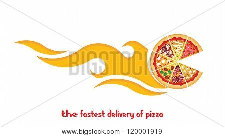 Pizza Delivery 10