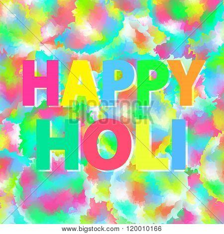 Holi Indian Festive Happy Holi Spring Holiday Color 2